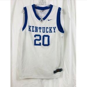 Kentucky Wildcats Basketball Jersey by NIKE Elite